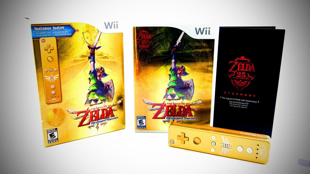 Image result for The Legend of Zelda: Skyward Sword Limited Edition Bundle