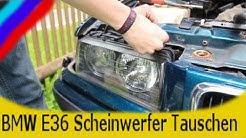 E36 Scheinwerfer Blinker