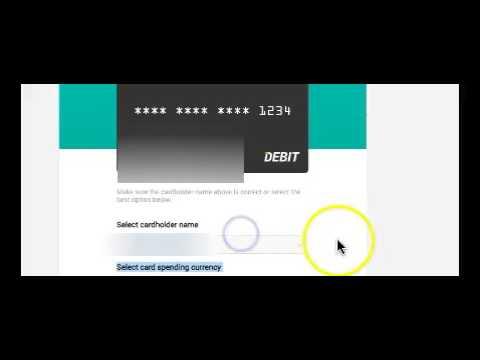 XAPO BITCOIN DEBIT CARD ORDERING  LIVE