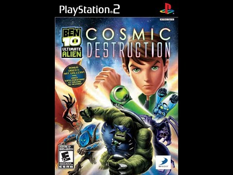 Ps2 [android] How To Download Ben 10 Ultimate Alien Cosmic Destruction