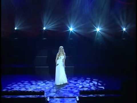 Dove Cameron singing Ave Maria