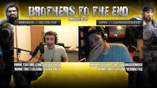 "Brothers to the End Video Podcast - Ep. 5 ""Hot Celebs, Thumb Wars, & Poop Stained Cots"""