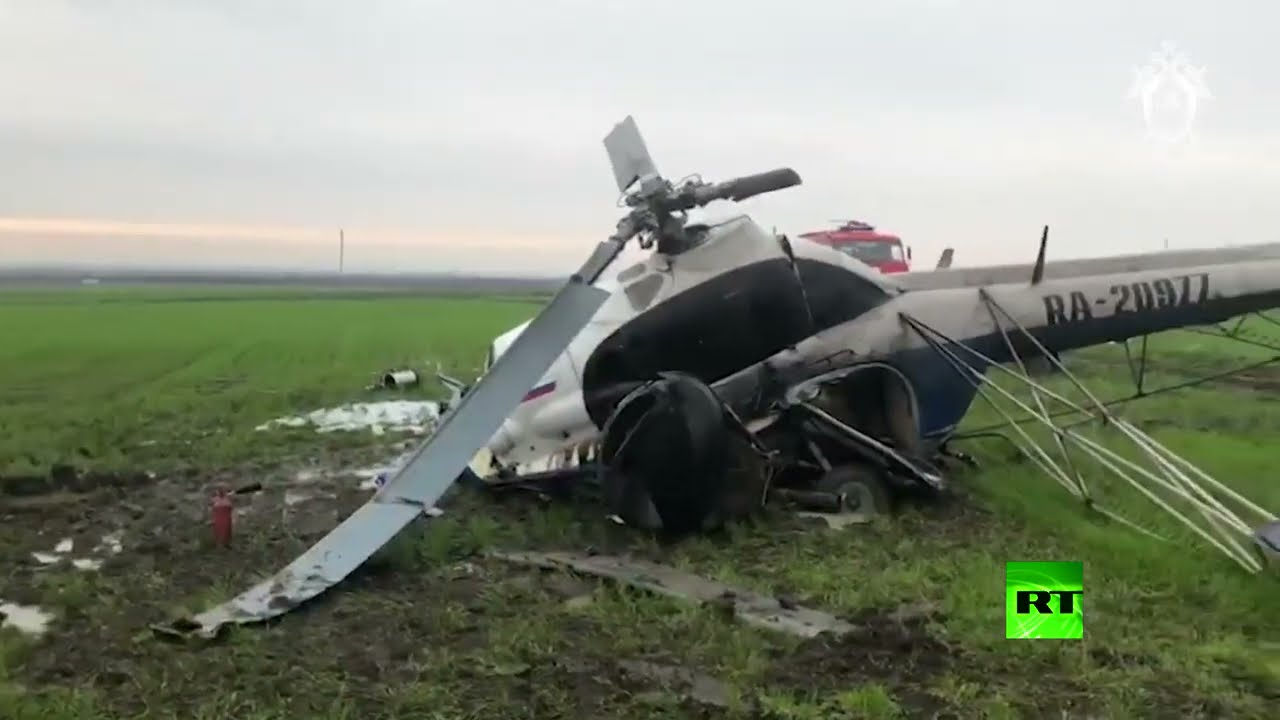 مقتل طيار مروحية نفذت هبوطا حادا في إقليم كراسنودار بجنوب روسيا  - نشر قبل 8 ساعة