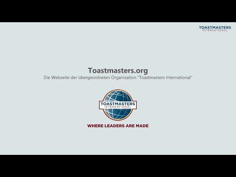 Einleitung zu Toasmasters.org - Karlsruher Redeclub