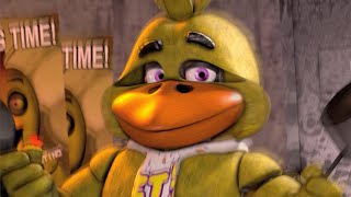 Every FNAF Chica in a Nutshell animated