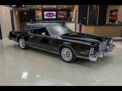 1975 Lincoln Continental For Sale Youtube