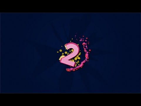 free animated countdown sequences template 2 youtube