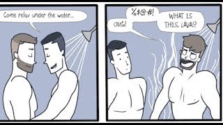 Gay Couple's Everyday Life Through Comics - Part 2