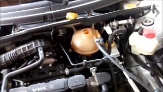 manutenção automotiva-chevrolet classic 1.0 8v 2012 limpeza do sistema de arrefecimento thumbnail