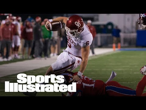 Does Johnny Manziel Association Hurt Baker Mayfield's Draft Stock? | SI NOW | Sports Illustrated