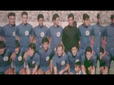 El Salvador vs Rusia : 2.22.1970 : Amistoso/Friendly en el Flor Blanca
