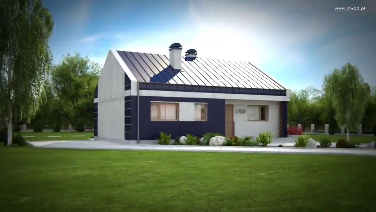 Проект дома - Z500 в Беларуси - YouTube
