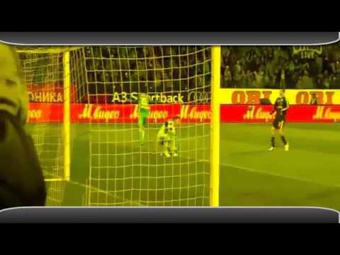 All Goals & Highlights- Zenit st Petersburg vs CSKA Moscow 2-0 18-10-2013 - All Goals
