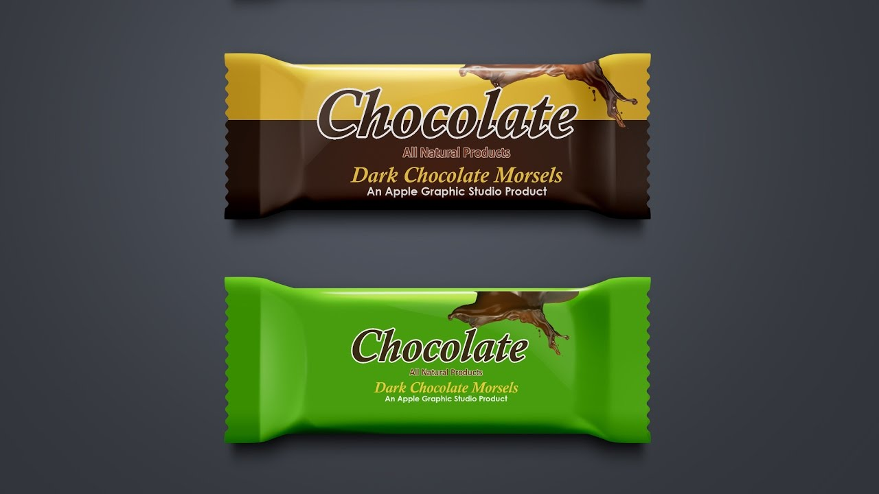 Product Packaging Design Tutorial In Photoshop Chocolate Box