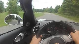 2009 Porsche Boxster - DreamFleet Test Drive