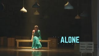 Alone Alone Lyrical Video Malli Modalaindi Anup Rubens Sid Sriram