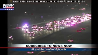 FNN: Car Fire in Phoenix, AZ; Feds Ask For Michael Cohen To Serve Time In Prison