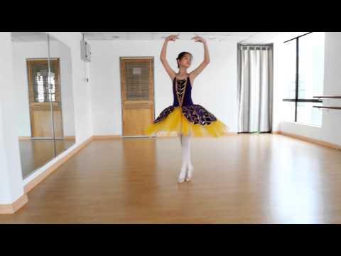 """RAD Ballet Grade 3 """"Dance A"""" @ DancePot, KL"""