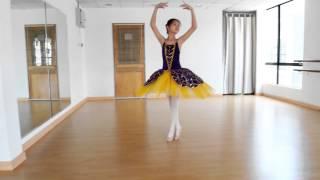 RAD Ballet Grade 3