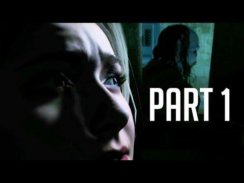 Until Dawn Gameplay Walkthrough Part 1 (PS4 1080p 60fps HD)