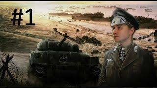 HoI4 - Panzer Germany - Veteran & Expert AI - Part 1