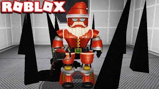 HOW TO BUILD AN EVIL ROBOT SANTA CLAUS IN ROBLOX RO-CHANICS