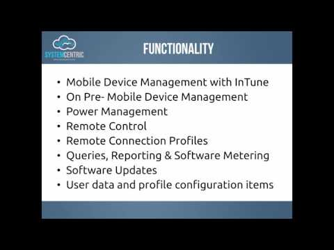 01 - SCCM 206 - Overview