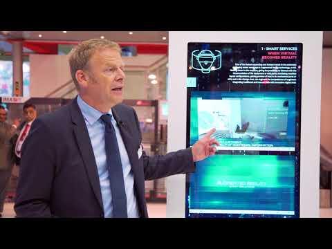 ACHEMA 2018: let's talk with Thomas Fricke, IMA Safe Sales & Marketing Director streaming vf