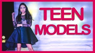 Best TEEN MODELS catwalks - venezuelan girls