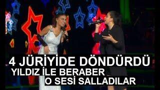Gamze Türküler - Enta Eih   Full performans   O ses türkiye 24 Aralık 2017