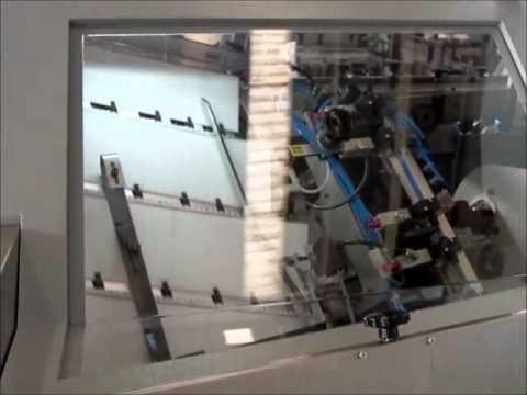 Smyth F150L 4D book sewing machine