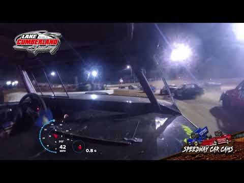 #9F Gunner Johnson - Mini Stock - 8-4-18 Lake Cumberland Speedway - In Car Camera