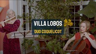 Villa Lobos - Duo Coquelicot