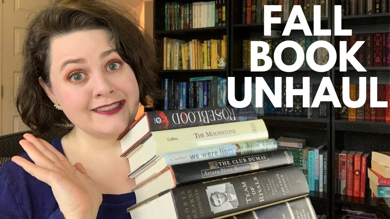 Image result for book unhaul