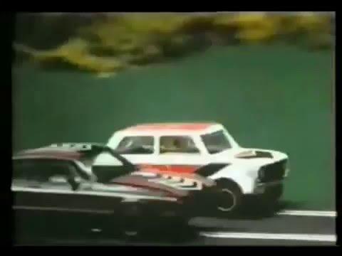 The Original Scalextric TV Ad 1980