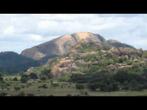 Paul Hubbard : The Matopos, Zimbabwe
