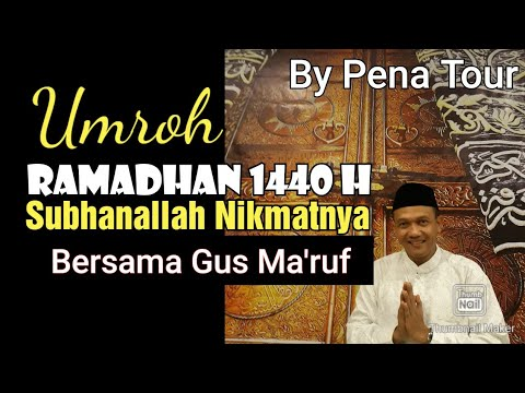 Part 01 Umroh Awal RAMADHAN 2016.