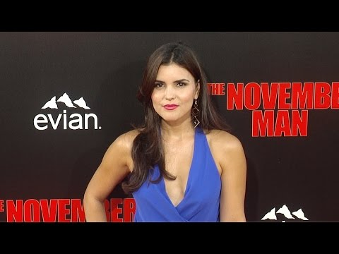 Betsy Landin | The November Man Premiere | Red Carpet Arrivals