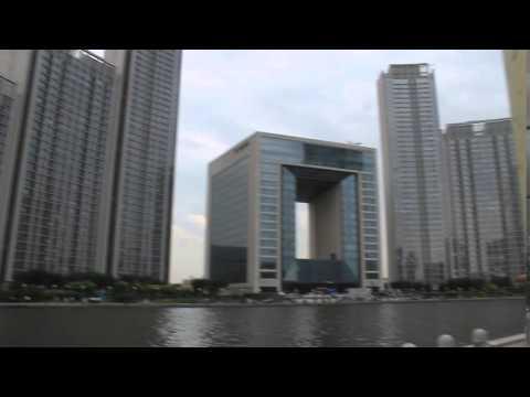 Haihe river - Tianjin
