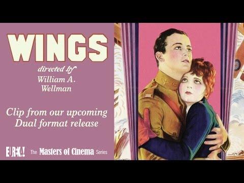 WINGS (1927) (Masters of Cinema)  Clip