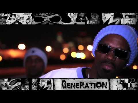 1st Generation (King T, Kurupt, Jayo Felony, MC Eiht, Tha Chill & Gangsta) - Sharks n tha Water