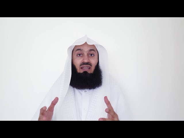 Simple way of earning Allah's Love - Mufti Menk