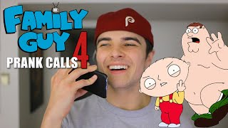 Family Guy Prank Calls 4 | Mikey Bolts