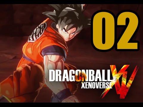 Dragon Ball XenoVerse Gameplay Walkthrough - Part 2: Exploring Toki Toki