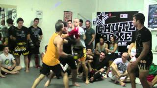 Exame muay thai, graduaçao chute boxe ponta azul escura sid vs marcelo adur heyyy e nois.mp4