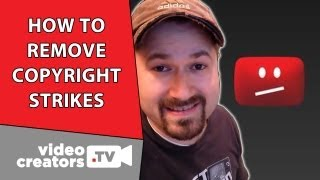 How To Remove a Copyright Strike from your YouTube Account