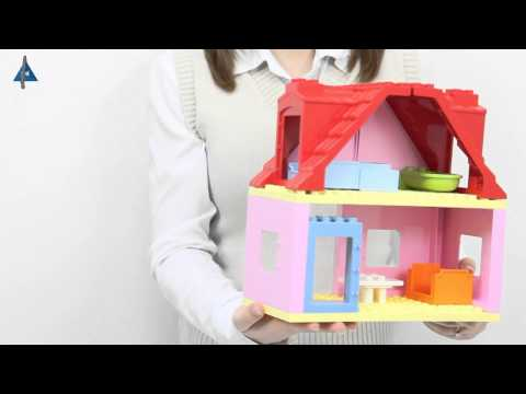 lego duplo 10505 - кукольный домик