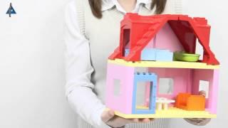 Видео обзоры LEGO Duplo Кукольный домик
