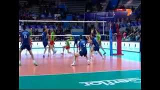 световна лига по волейбол българия италия 19 07 2013 1 2