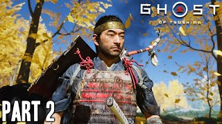 GHOST OF TSUSHIMA - Insane Mythic Armor + Weapons! (Gameplay Walkthrough Part 2)